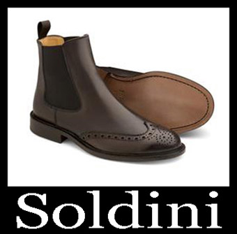 New Arrivals Soldini Shoes 2018 2019 Men's Fall Winter 22
