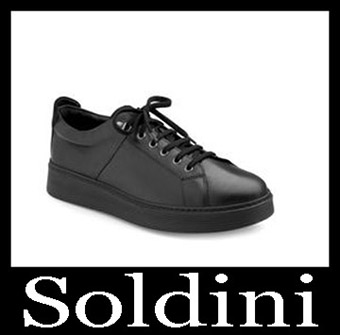 New Arrivals Soldini Shoes 2018 2019 Men's Fall Winter 23