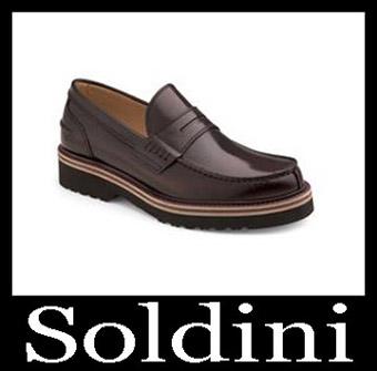 New Arrivals Soldini Shoes 2018 2019 Men's Fall Winter 24