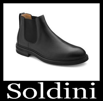 New Arrivals Soldini Shoes 2018 2019 Men's Fall Winter 25