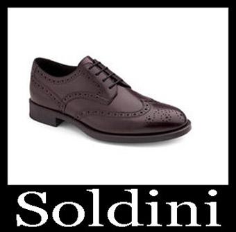 New Arrivals Soldini Shoes 2018 2019 Men's Fall Winter 3