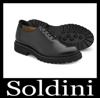 New Arrivals Soldini Shoes 2018 2019 Men's Fall Winter 5