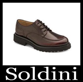 New Arrivals Soldini Shoes 2018 2019 Men's Fall Winter 6