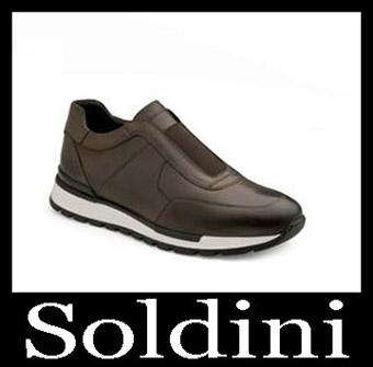 New Arrivals Soldini Shoes 2018 2019 Men's Fall Winter 8