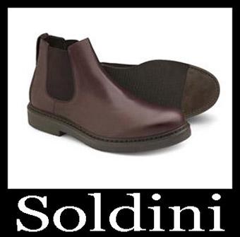 New Arrivals Soldini Shoes 2018 2019 Men's Fall Winter 9