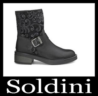 New Arrivals Soldini Shoes 2018 2019 Women's Winter 10