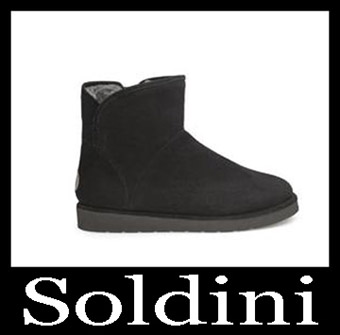 New Arrivals Soldini Shoes 2018 2019 Women's Winter 12