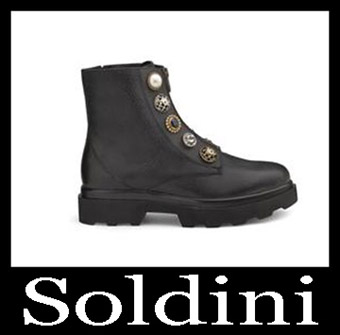 New Arrivals Soldini Shoes 2018 2019 Women's Winter 14