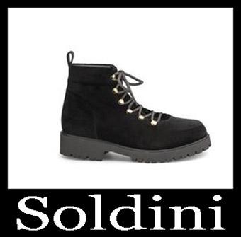 New Arrivals Soldini Shoes 2018 2019 Women's Winter 18