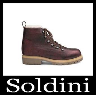 New Arrivals Soldini Shoes 2018 2019 Women's Winter 19