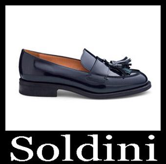 New Arrivals Soldini Shoes 2018 2019 Women's Winter 2