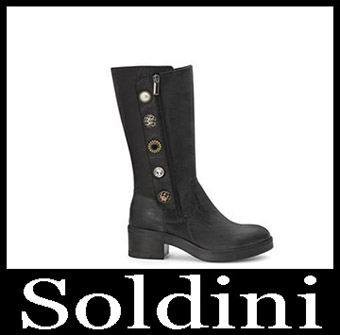 New Arrivals Soldini Shoes 2018 2019 Women's Winter 24