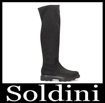 New Arrivals Soldini Shoes 2018 2019 Women's Winter 25