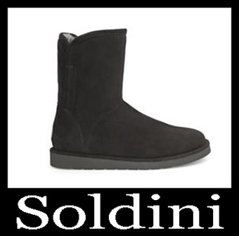 New Arrivals Soldini Shoes 2018 2019 Women's Winter 8