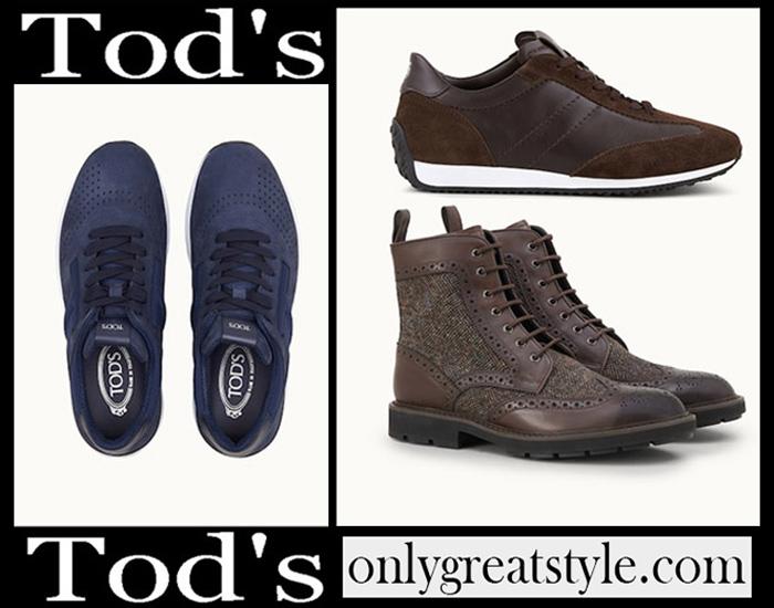 New Arrivals Tod's Shoes Men's Accessories