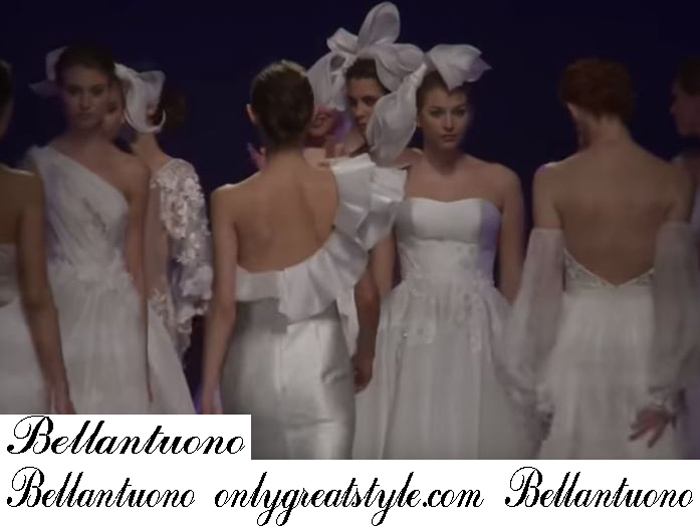 New Arrivals Bridal Bellantuono Spring Summer 2019