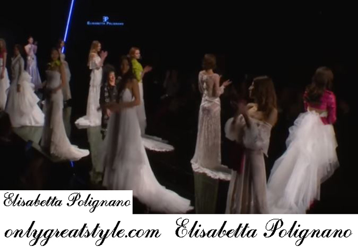 New Arrivals Bridal Elisabetta Polignano Spring Summer 2019
