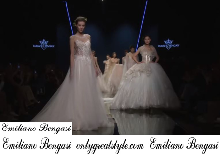 New Arrivals Bridal Emiliano Bengasi Spring Summer 2019