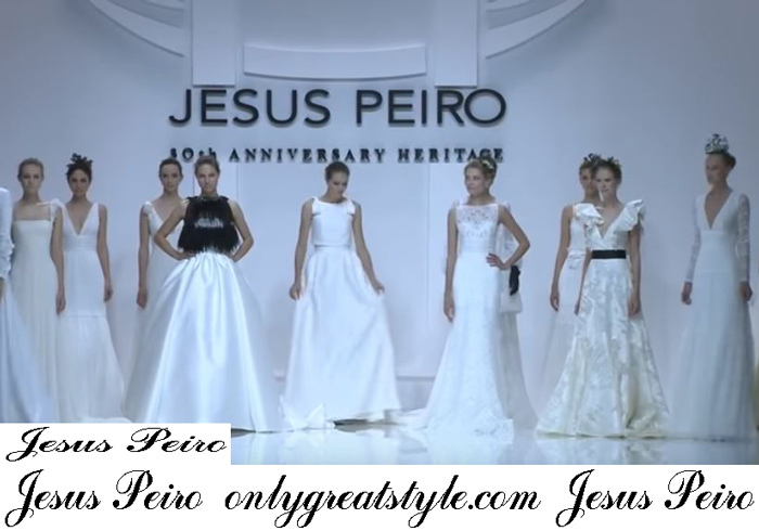 New Arrivals Bridal Jesus Peiro Spring Summer 2019
