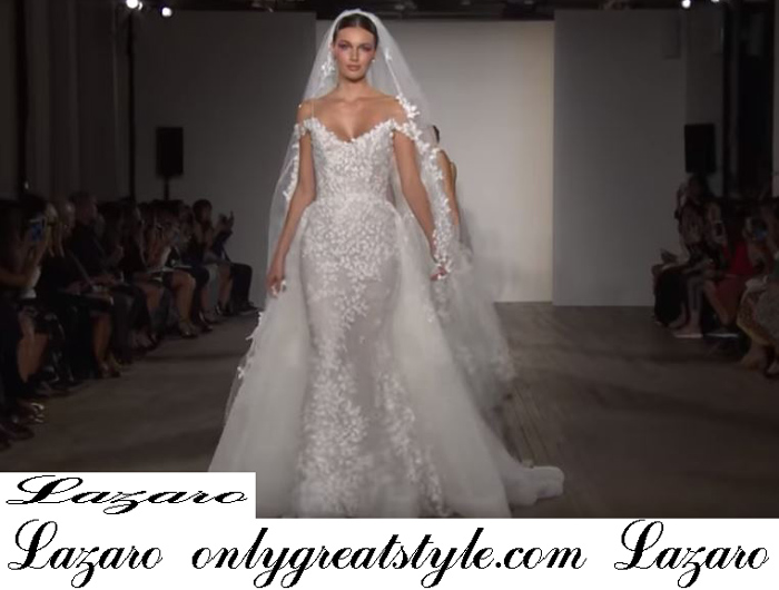 New Arrivals Bridal Lazaro Spring Summer 2019