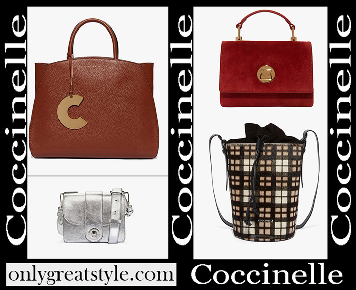 New Arrivals Coccinelle Bags 2019 Women's