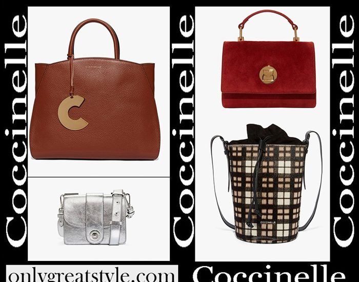 New Arrivals Coccinelle Bags Women's Accessories 2019