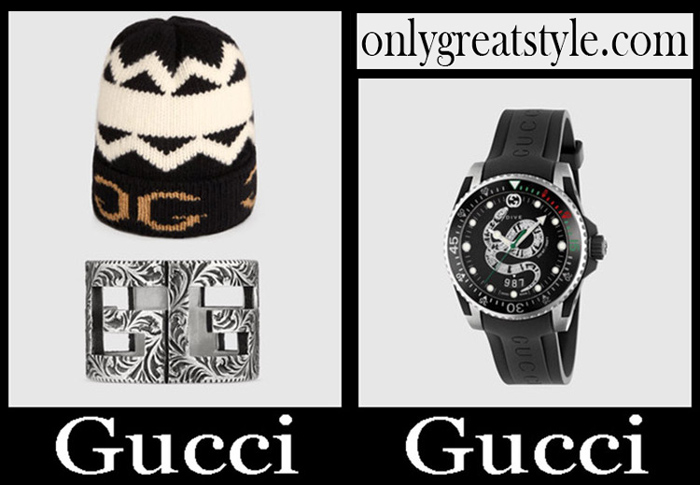 New Arrivals Gucci Accessories 2019 Men's