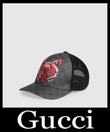 New Arrivals Gucci Accessories Men's Clothing 2019 1