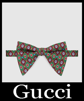 New Arrivals Gucci Accessories Men's Clothing 2019 11