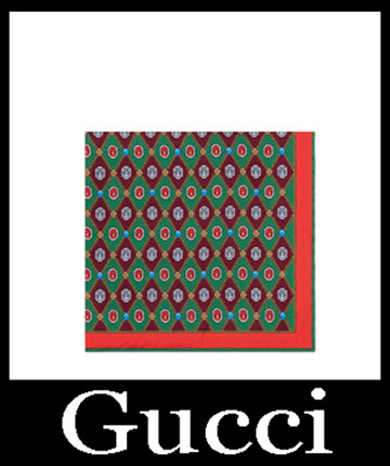 New Arrivals Gucci Accessories Men's Clothing 2019 12