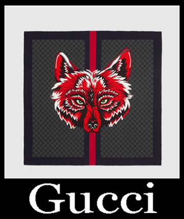 New Arrivals Gucci Accessories Men's Clothing 2019 14