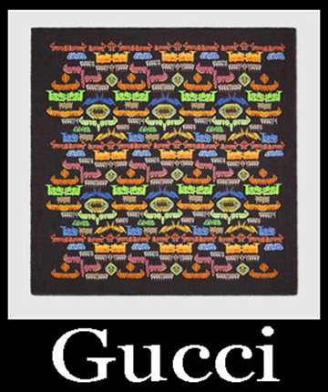 New Arrivals Gucci Accessories Men's Clothing 2019 16