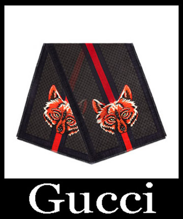 New Arrivals Gucci Accessories Men's Clothing 2019 17