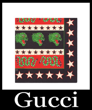New Arrivals Gucci Accessories Men's Clothing 2019 20