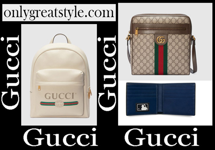 New Arrivals Gucci Bags 2019 Men's