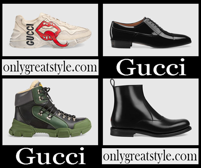 New Arrivals Gucci Shoes 2019 Men's