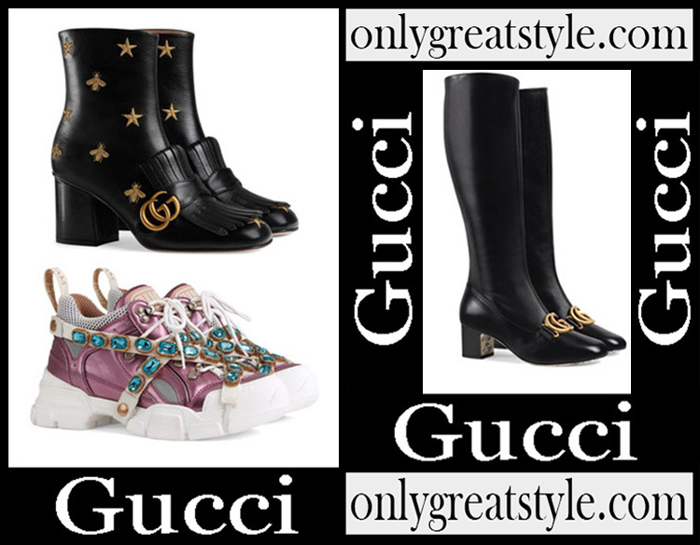 New Arrivals Gucci Shoes 2019 Women's