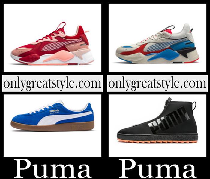 New Arrivals Puma Sneakers 2019 Men's