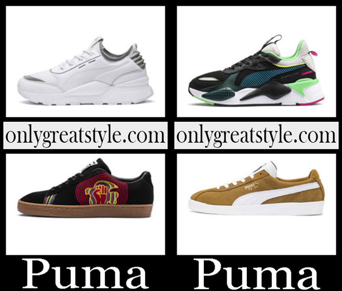 New Arrivals Puma Sneakers 2019 Women's