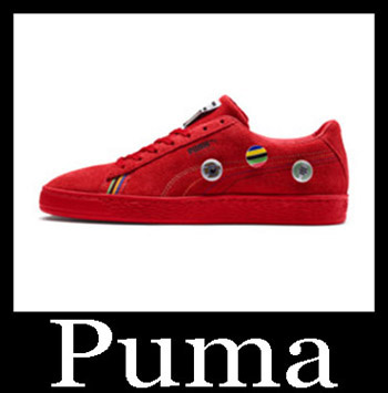 New Arrivals Puma Sneakers Men's Shoes 2019 Look 1