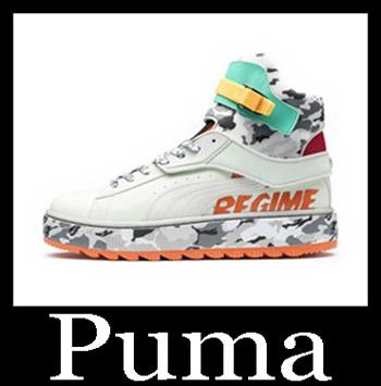 New Arrivals Puma Sneakers Men's Shoes 2019 Look 6