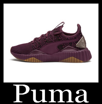 New Arrivals Puma Sneakers Women's Shoes 2019 Look 19