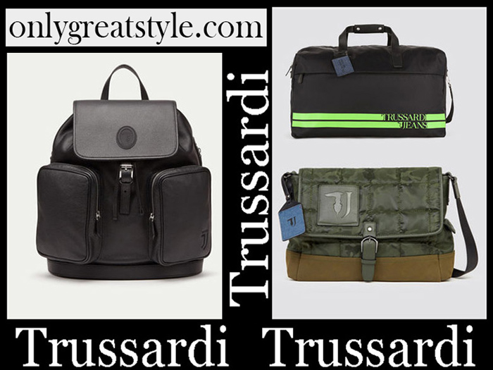 New Arrivals Trussardi Sale 2019 Bags Men's