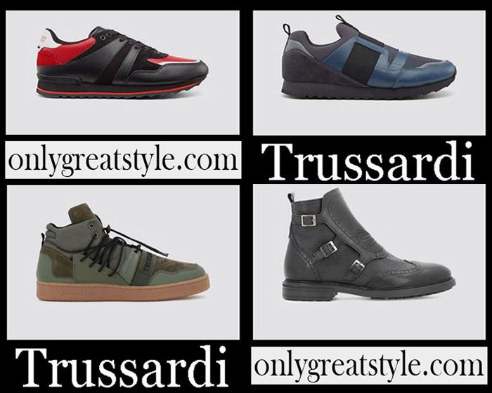 New Arrivals Trussardi Sale 2019 Shoes Men's