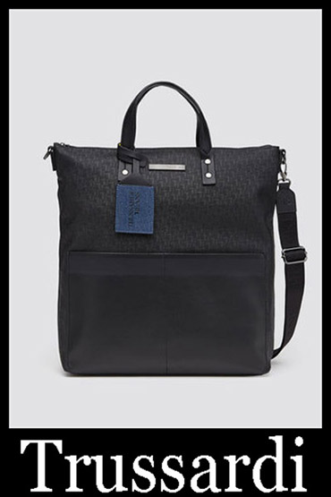 Trussardi Sale 2019 New Arrivals Bags Men's Look 13