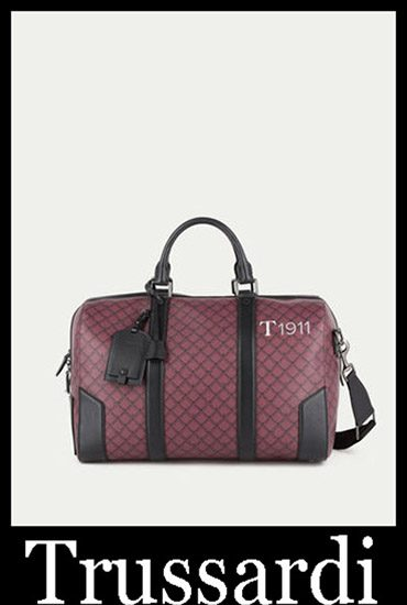 Trussardi Sale 2019 New Arrivals Bags Men's Look 3