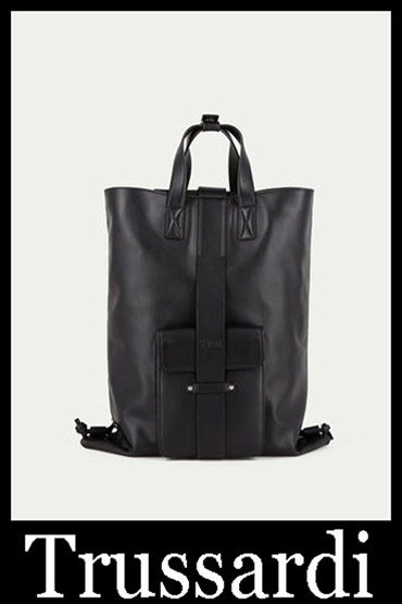 Trussardi Sale 2019 New Arrivals Bags Men's Look 5