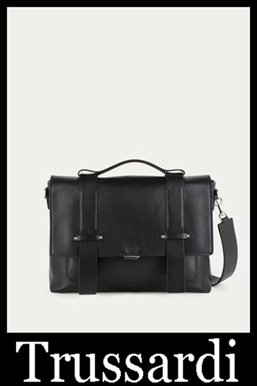 Trussardi Sale 2019 New Arrivals Bags Men's Look 6