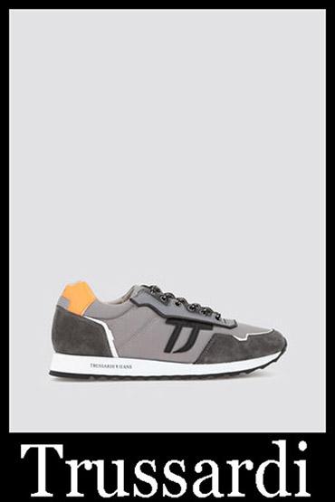 Trussardi Sale 2019 New Arrivals Shoes Men's Look 1