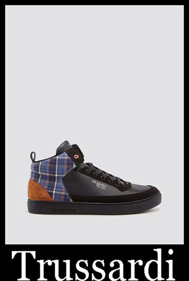 Trussardi Sale 2019 New Arrivals Shoes Men's Look 3